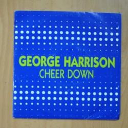 GEORGE HARRISON - CHEER DOWN - SINGLE