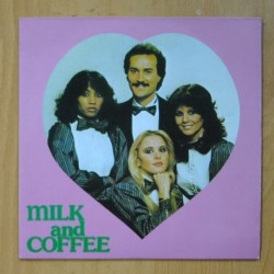 MILK AND COFFE - TE QUIERO MAS QUE AYER / MARINA - SINGLE