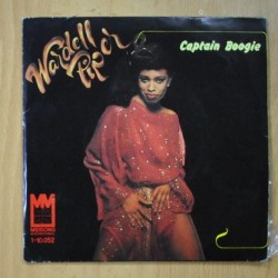 WARDELL PIPER - CAPTAIN BOOGIE / WIN YOUR LOVING - SINGLE
