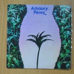 AMAURY PEREZ - NO LO VAN A IMPEDIR / SONETO - SINGLE