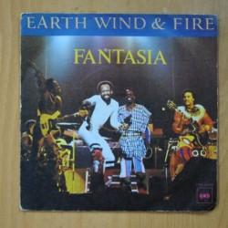EARTH, WIND & FIRE - FANTASIA / CORRIENDO - SINGLE