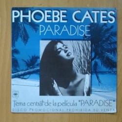 CLAUDIA DE COLOMBIA - PARADISE B.S.O. / PARADISE ( VERSION EN ESPAÑOL ) - SINGLE