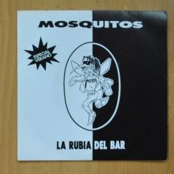 MOSQUITOS - LA RUBIA DEL BAR - SINGLE