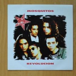 MOSQUITOS - REVOLUCION - SINGLE