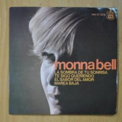 MONNA BELL - LA SOMBRA DE TU SONRISA + 3 - EP