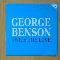 GEORGE BENSON - TWICE THE LOVE - SINGLE