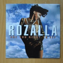 ROZALLA - ARE YO READY TO FLY / ARE YOU READY TO FLY ( A CAPELLA ) - SINGLE