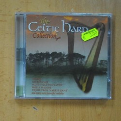 VARIOS - THE CELTIC HARP COLLECTION - CD