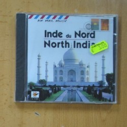 VARIOS - INDE DU NORD NORTH INDIA - CD