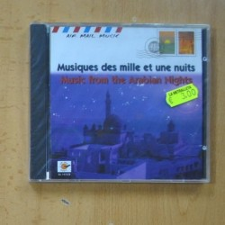 VARIOS - MUSIQUES DES MILLE ET UNE NUITS MUSIC FROM THE ARABIAN NIGHTS - CD