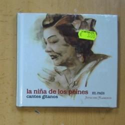 LA NIÑA DE LOS PEINES - CANTES GITANOS - CD