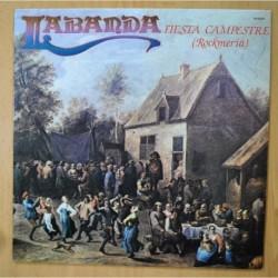 LABANDA - FIESTA CAMPESTRE - LP