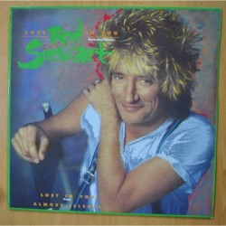 ROD STEWART - LOST IN YOU - MAXI