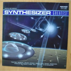 ED STARINK - SYNTHESIZER GREATEST - LP