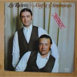 LOS ROCIEROS - ALEGRIA Y SENTIMIENTO - LP