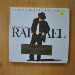 RAPHAEL - TE LLEVO EN EL CORAZON - CD