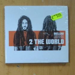 MELLOW MOOD - 2 THE WORLD - CD