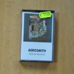 AEROSMITH - TOYS IN THE ATTIC - CASSETTE