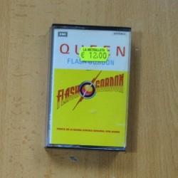 QUEEN - FLASH GORDON - CASSETTE
