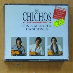 LOS CHICHOS - SU 22 MEJORES CANCIONES - 2 CD