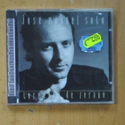 JOSE MANUEL SOTO - TORMENTA DE VERANO - CD