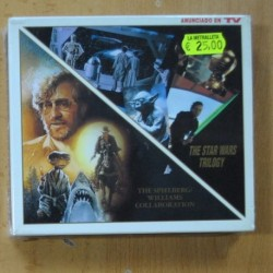 VARIOUS - THE STAR WARS TRILOGY - 2 CD