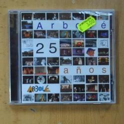 TEATRO ARBOLÉ - ARBOLÉ 25 AÑOS - CD