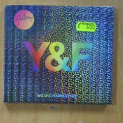 HILLSONG YOUNG & FREE - WE ARE YOUNG & FREE - CD