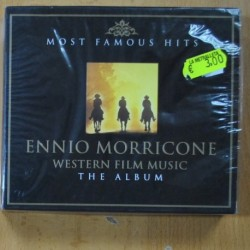 MOST FAMOUS HITS - ENNIO MORRICONE - WESTERN FILM MUSIC - CD
