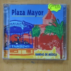 VARIOUS - PLAZA MAYOR - 2 CD