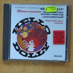 VARIOUS - HELLO DOLLY - CD