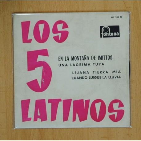 MARY SANCHEZ / LOS BANDAMA - PLAYAS DE LANZAROTE + 3 - EP [DISCO VINILO]