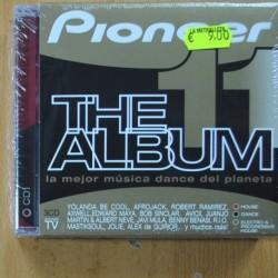VARIOUS - PIONER THE ALBM - LA MEJOR MUSICA DANCE DEL PLANETA - 3 CD