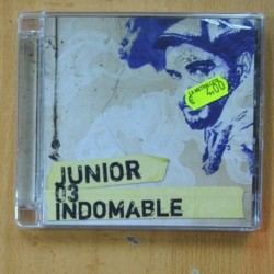 JUNIOR MIGUEZ 03 - INDOMABLE - CD