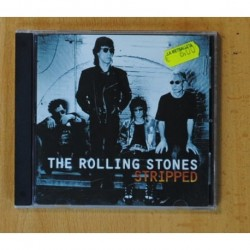 THE ROLLING STONES - STRIPPED - CD