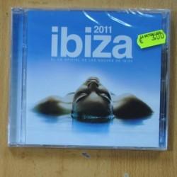 VARIOUS - IBIZA 2011 - CD
