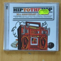 VARIOUS - HIP TO THE HOP - CD