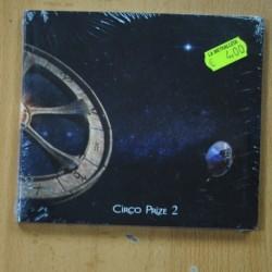 LUIS RICO - CIRCO PRIZE 2 - CD