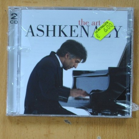ASHKEN AZY - THE ART OF - CD