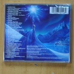 VARIOUS - FROZEN EL REINO DEL HIELO - CD