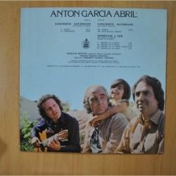 RICARDO CANTALAPIEDRA - ONCE CANCIONES - LP