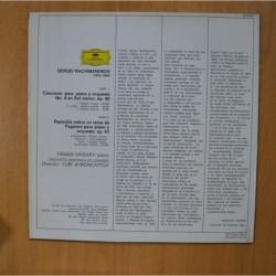 THE QUICKENING - HIGHLANDER II - LP