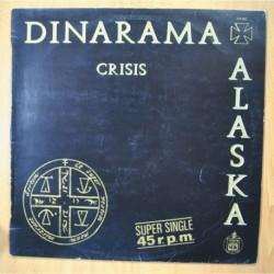 ALASKA Y DINARAMA - CRISIS - MAXI