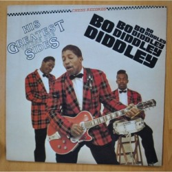 BO DIDDLEY - HIS GREATEST SIDES VOLUME ONE - LP