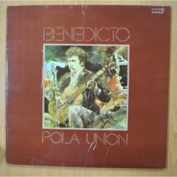 BENEDICTO - POLA UNION - GATEFOLD - LP