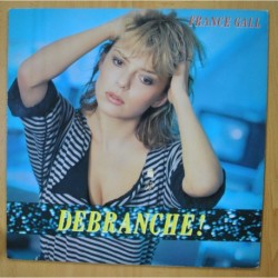 FRANCE GALL - DEBRANCHE - LP