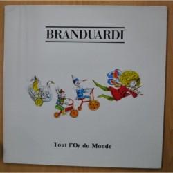 BRANDUARDI - TOUT L´OR DU MONDE - GATEFOLD - LP