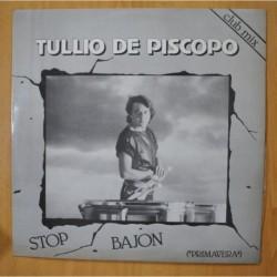 TULLIO DE PISCOPO - STOP BAJON - MAXI