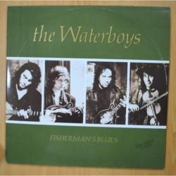 THE WATERBOYS - FISHERMAN´S BLUES - MAXI