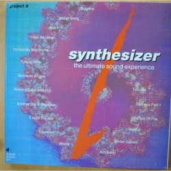 PROJECT D - SYNTHESIZER THE ULTIMATE SOUND EXPERIENCE - BOX 4 LP